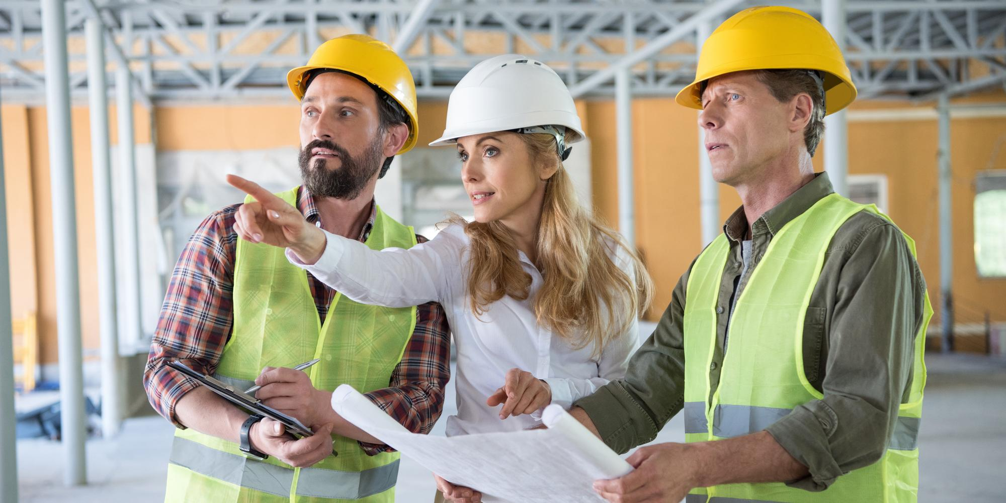 What to Look for in a Commercial Builder - Americom Construction Co Inc