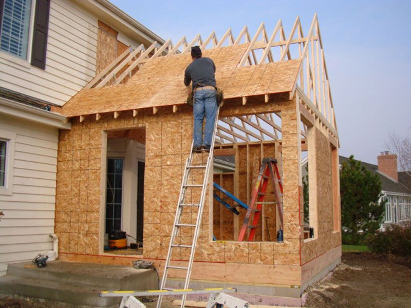 Home Additions Contractor