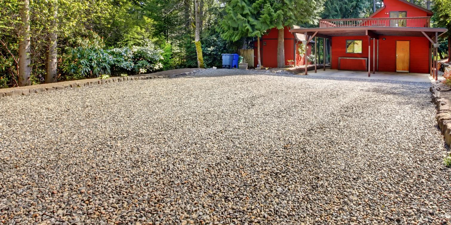 5 Tips To Prepare A Base For A Gravel Driveway Syracusa Sand Gravel Inc