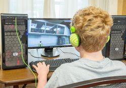 create video games